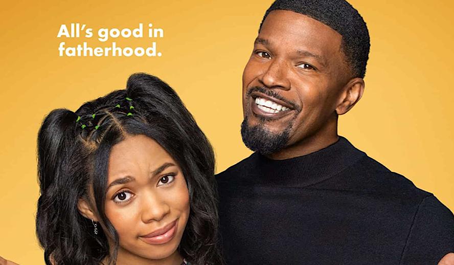 Hollywood Insider Dad Stop Embarrassing Me! Review, Jamie Foxx, Kyla-Drew, Netflix Sitcom