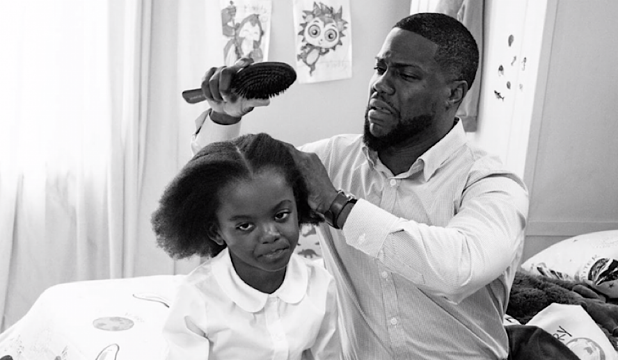 Hollywood Insider Fatherhood Review, Kevin Hart, Single Black Fathers