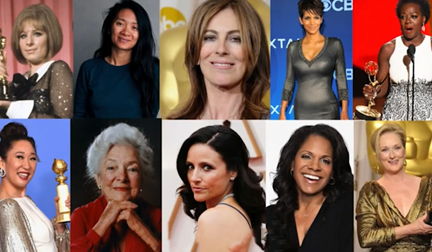Hollywood Insider Female Winners Awards Shows History
