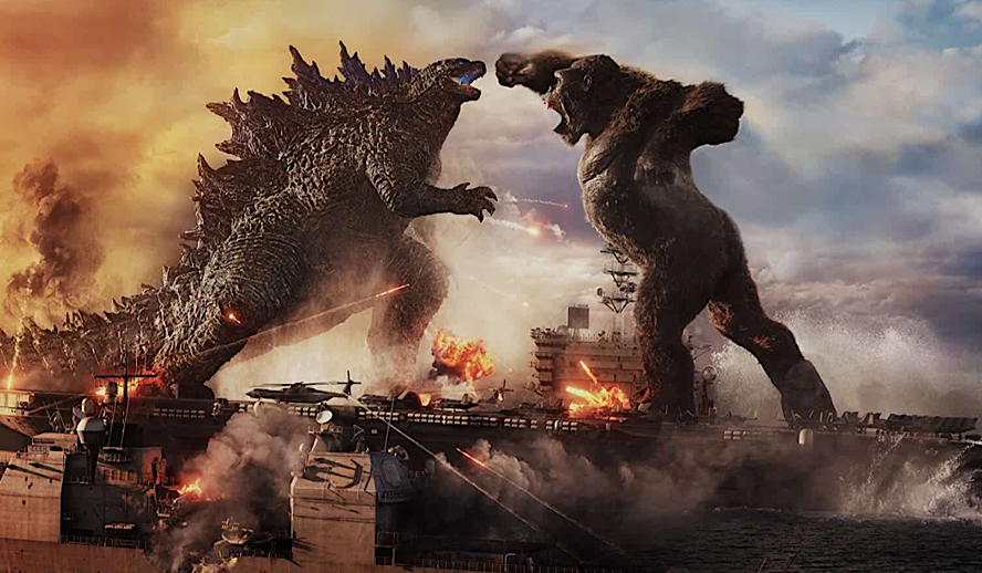 Hollywood Insider Godzilla vs Kong Review