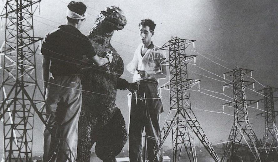 Hollywood Insider History of Godzilla, Gojira