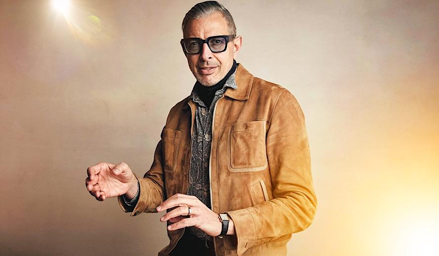 Hollywood Insider Jeff Goldblum Tribute