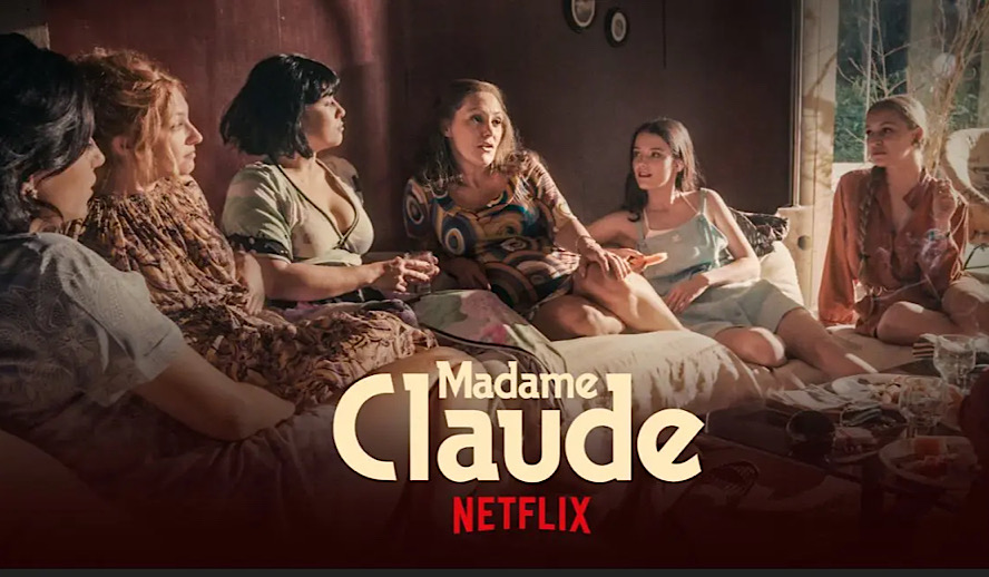 Hollywood Insider Madame Claude Review, Netflix, French Biopic