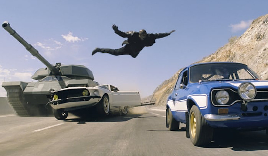 Hollywood Insider Oscars for Best Stunts Category, Academy Awards, Hollywood Action Movies