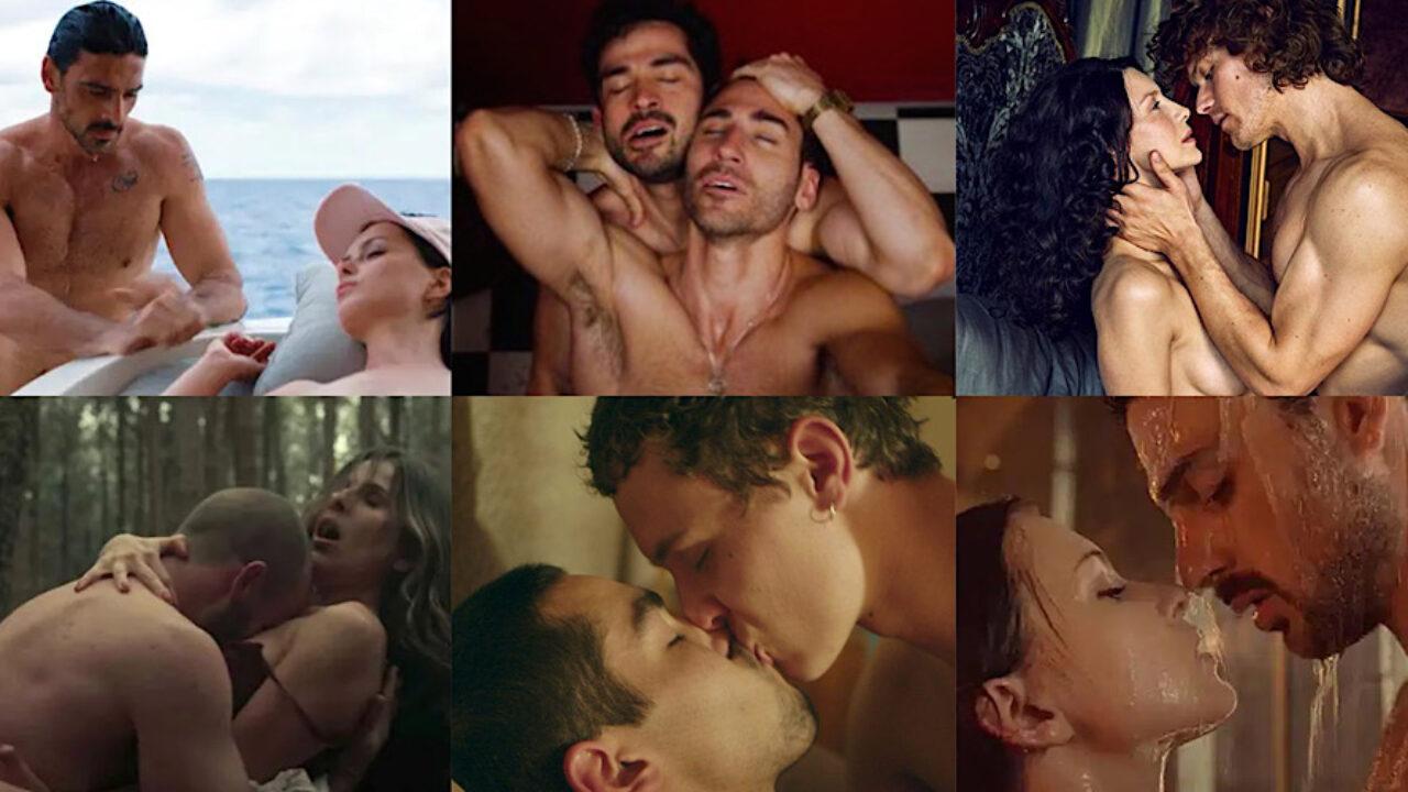 Scenes movie nude 8 Films