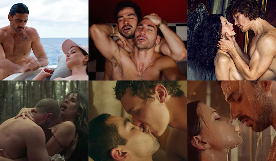 Hollywood Insider Sex Sells, Movie Sex Scenes, TV Sex Scenes, Netflix