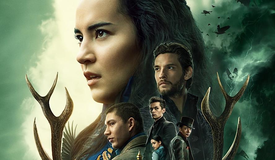 Hollywood Insider Shadow and Bone Review, Ben Barnes, Netflix