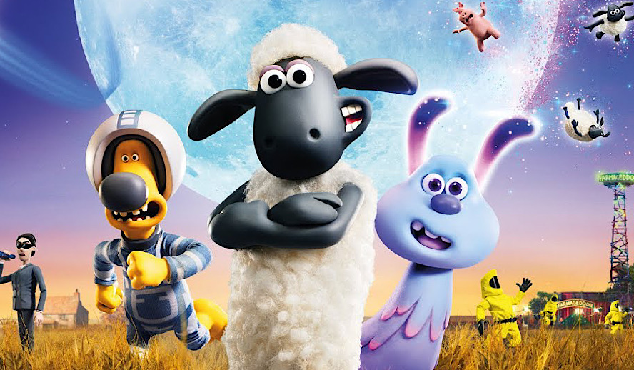 Hollywood Insider Shaun the Sheep Farmageddon Review