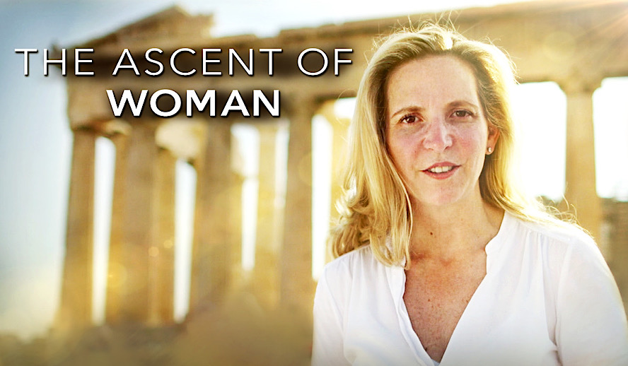 Hollywood Insider The Ascent of a Woman Review, Amanda Foreman, Female, Feminism, Women