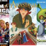Top 10 Non-Disney Animated Movies| 'Shrek', 'Anastasia' to 'Team America' & More