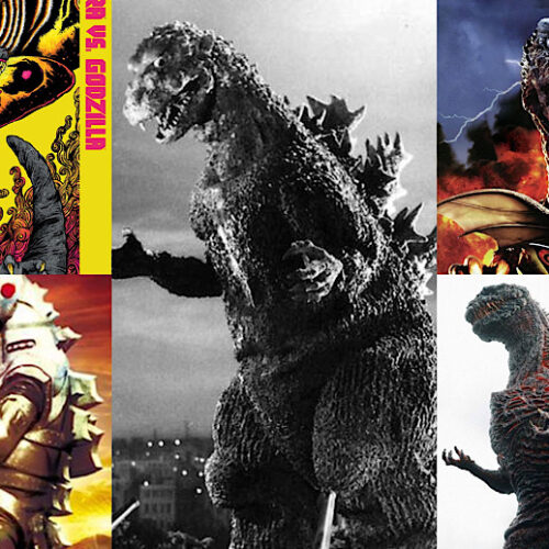 Top 5 Godzilla Movies to See If You've Never Seen One