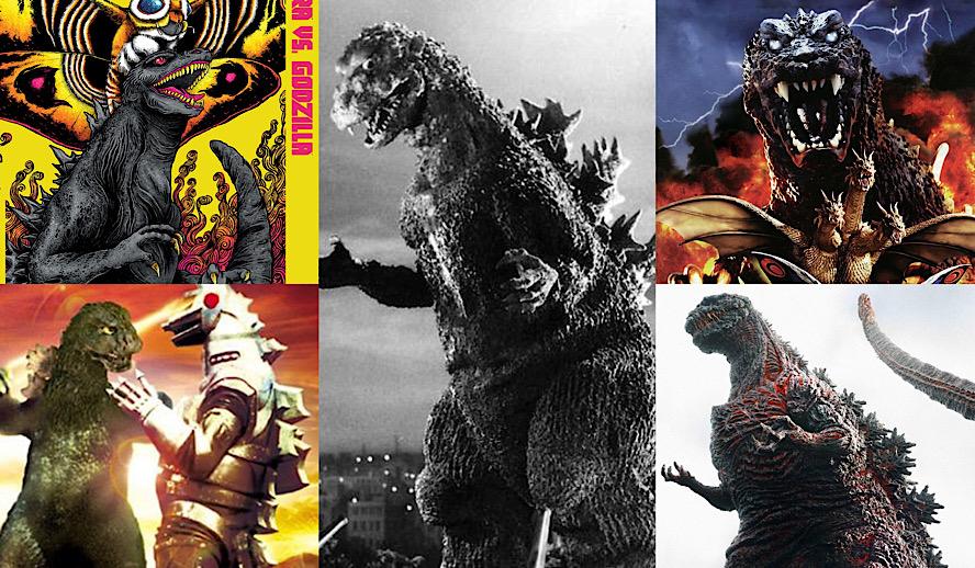 Hollywood Insider Top 5 Godzilla Movies