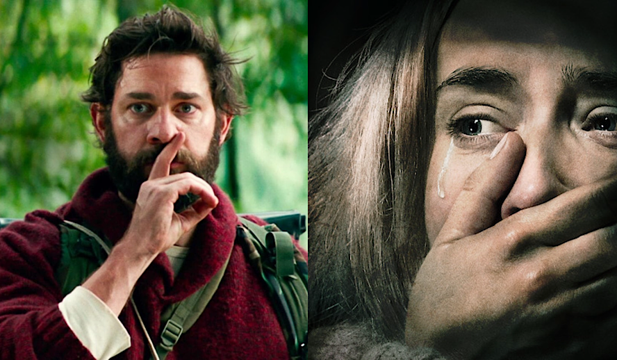 Hollywood Insider A Quiet Place Success Analysis