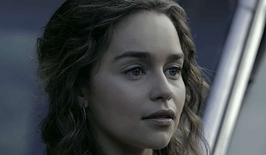 Hollywood Insider Above Suspicion Review, Emilia Clarke, Johnny Knoxville