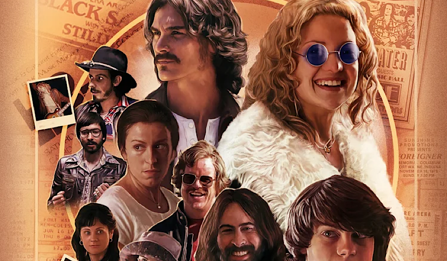 Hollywood Insider Almost Famous Review, Billy Crudup, Kate Hudson, Cameron Crowe