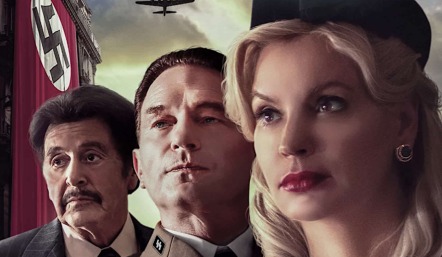 Hollywood Insider American Traitor Review, Al Pacino