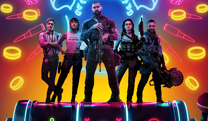 Hollywood Insider Army of the Dead Review, Dave Bautista, Huma Qureshi, Ella Purnell