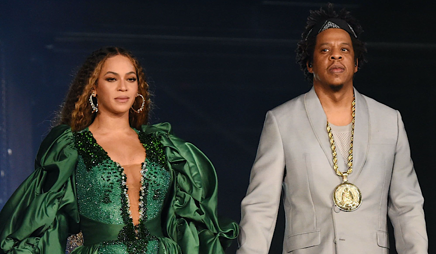 Hollywood Insider Beyoncé and Jay-Z Tribute, The Carters