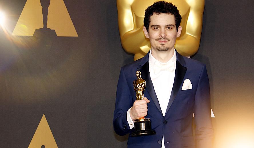 Hollywood Insider Damien Chazelle Tribute, Oscar Winner, La La Land, First Man, Whiplash