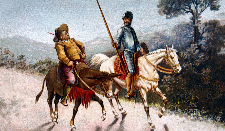 Hollywood Insider Don Quixote Greatest Story Ever Told