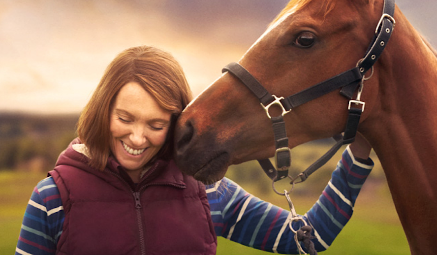 Hollywood Insider Dream Horse Review, Toni Collette, Race Horses