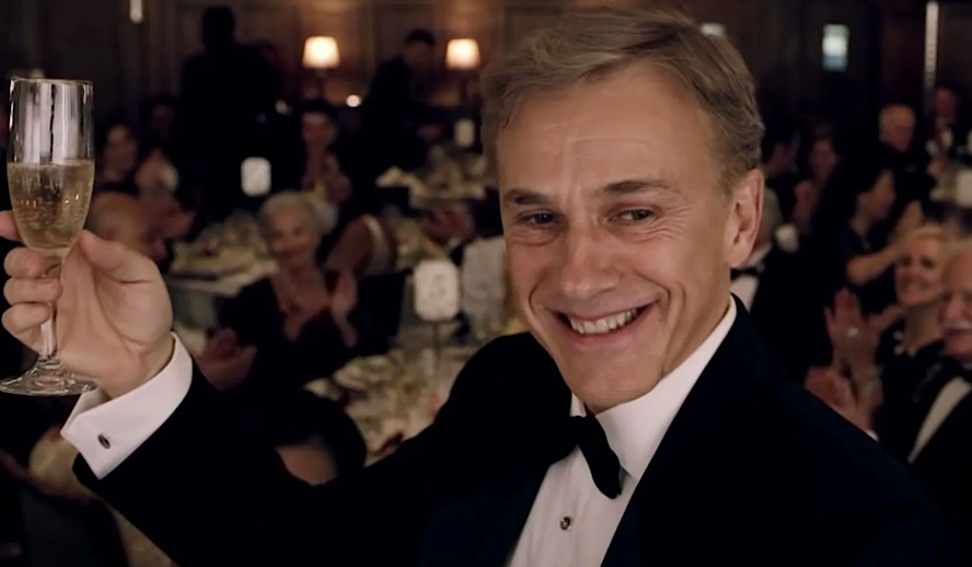 Hollywood Insider Georgetown Review, Christoph Waltz