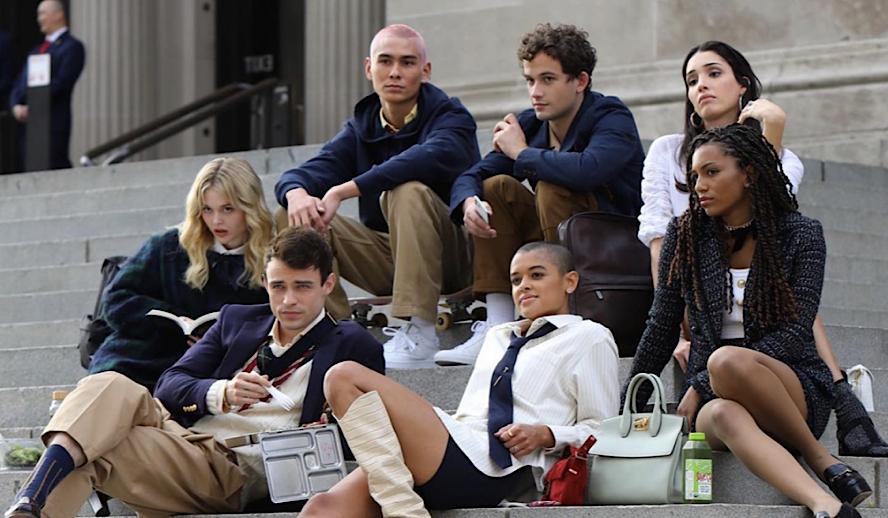 Hollywood Insider Gossip Girl Revival, News, HBO Max