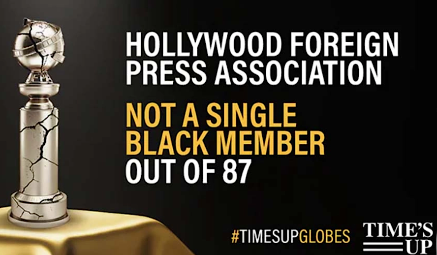 Hollywood Insider HFPA Racism and Sexism, Hollywood Foreign Press Association