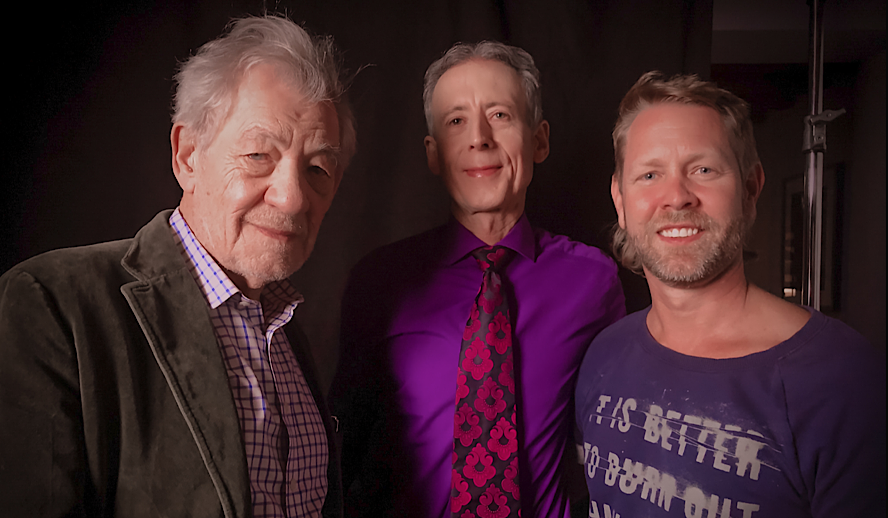 Hollywood Insider Hating Peter Tatchell Review, Sir Ian McKellen, LGBTQ+