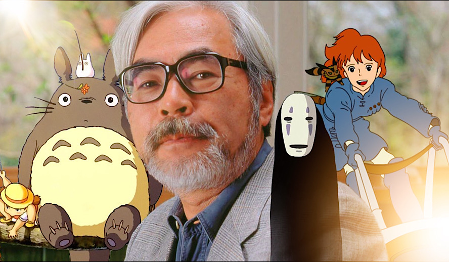 Hollywood Insider Hayao Miyazaki Tribute