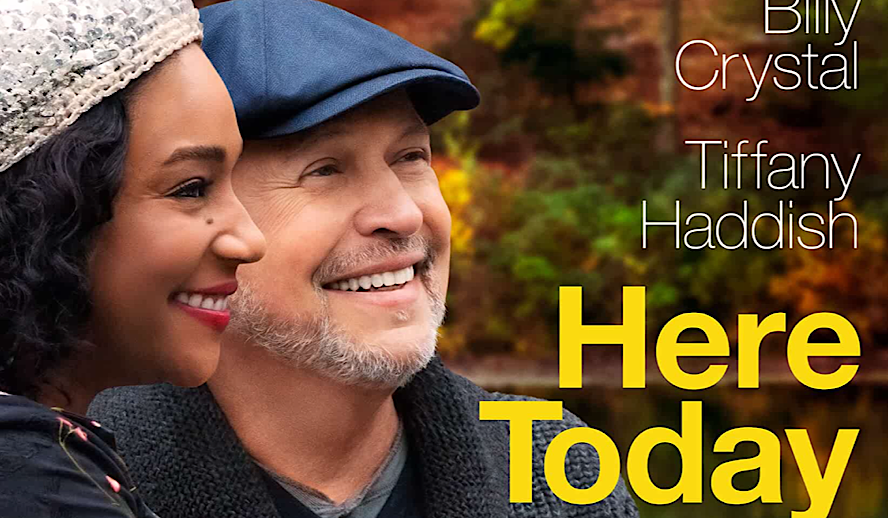 Hollywood Insider Here Today Review, Billy Crystal, Tiffany Haddish