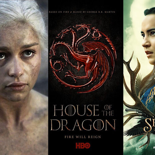 Is this the Return of High Fantasy? 'Shadow and Bone', 'The Nevers', 'Game of Thrones' Prequel & More