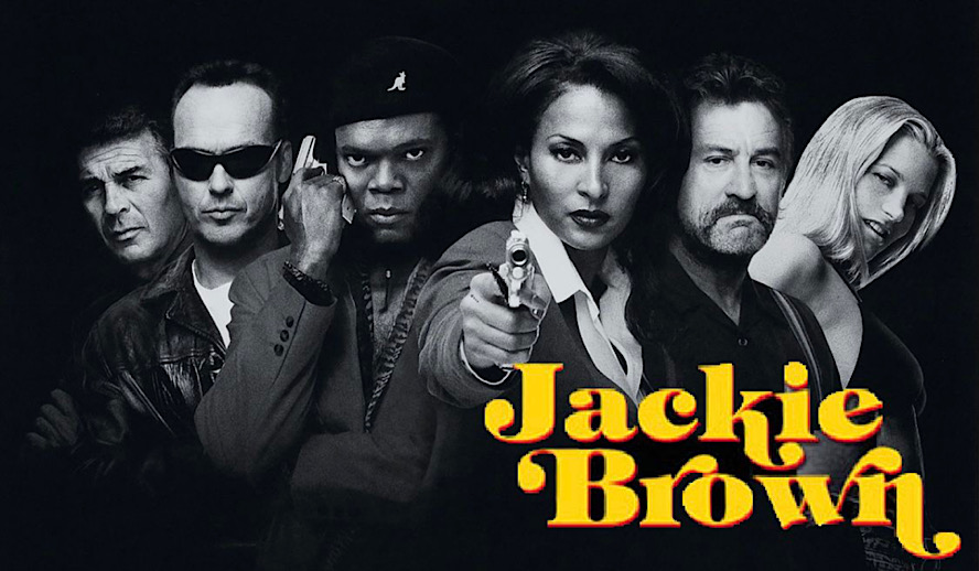 Hollywood Insider Jackie Brown Review, Quentin Tarantino Feminist