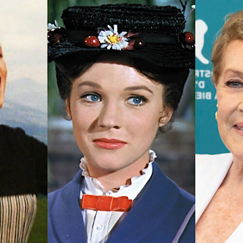 32 Facts About Julie Andrews: The Musical Icon and Living Legend - The Epitome of Elegance