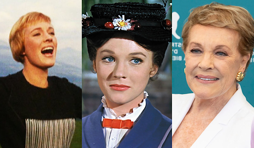 Hollywood Insider Julie Andrews Facts 32, Mary Poppins, Sound of Music