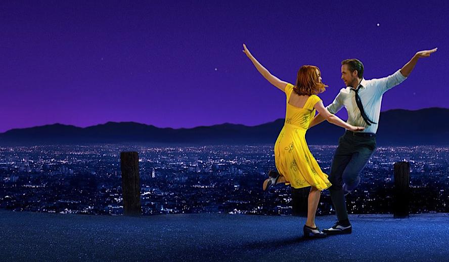 Hollywood Insider La La Land Tribute and Review, Oscars, Ryan Gosling, Emma Stone, Damien Chazelle