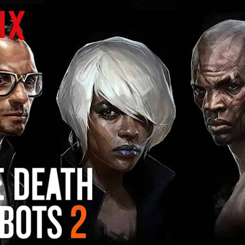 'Love, Death & Robots' Grows Up A Little With Season 2