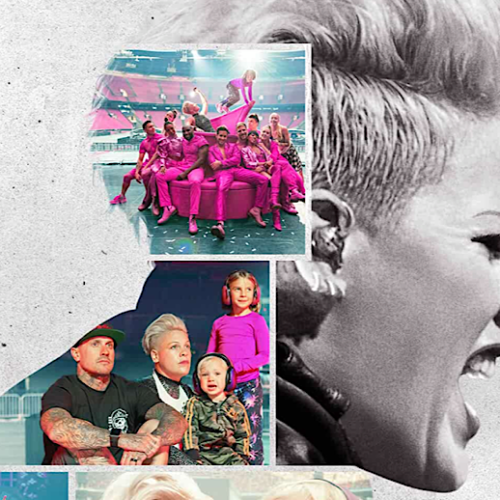 'P!nk: All I Know So Far': Divine Feminine Energy in the Powerhouse Rockstar and Mother Named Pink