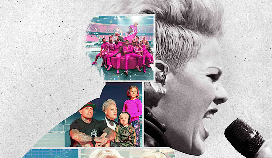 Hollywood Insider Pink All I Know So Far Documentary Review