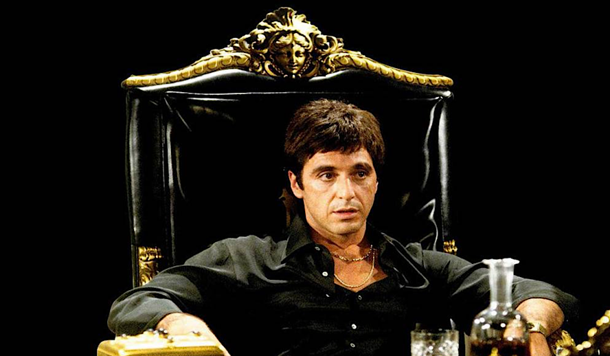 Hollywood Insider Scarface Tribute & Review, Al Pacino, Brian De Palma, Oliver Stone