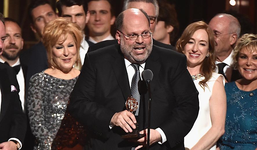 Hollywood Insider Scott Rudin Bully Producer