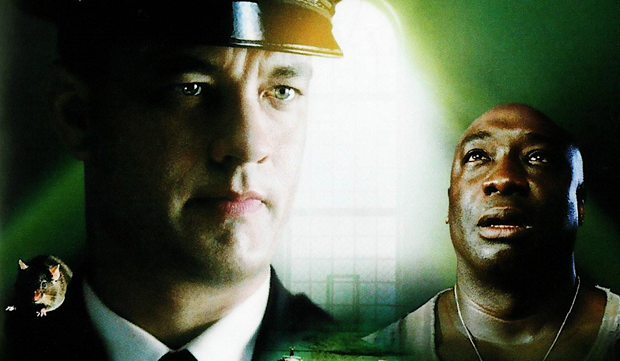 Hollywood Insider The Green Mile Review, Retrospective, Jim Crow South, Tom Hanks, John Coffey, Michael Clarke Duncan