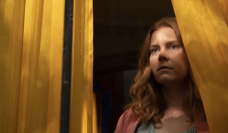 Hollywood Insider The Woman in the Window Review, Amy Adams, Gary Oldman, Julianne Moore