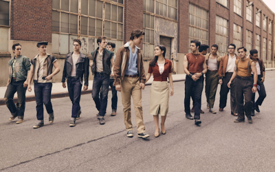 The Rebirth of 'West Side Story': The Blockbuster-Maker Steven Spielberg Making A Classic Bigger and Better