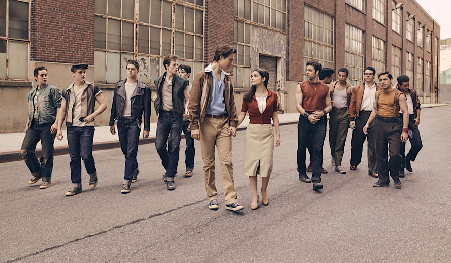 Hollywood Insider West Side Story Remake, Steven Spielberg, Rachel Zegler