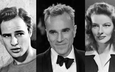 5 Great Actors and their Acting Tropes – Marlon Brando, Katharine Hepburn, Daniel Day Lewis & More