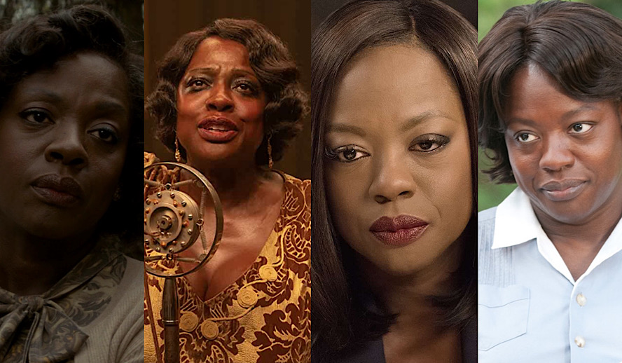 Hollywood Insider All Viola Davis Movies and Roles