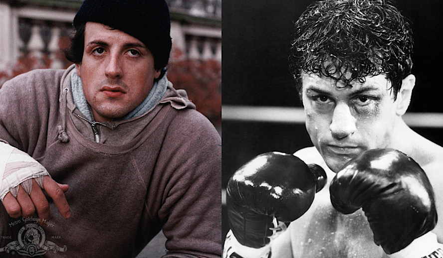 Hollywood Insider Boxing Movies Best, Rocky, Raging Bull