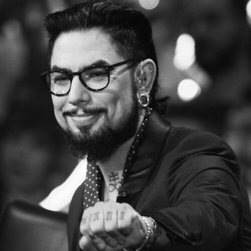 """Dave Navarro: The Human Embodiment Of The Phrase, """"Never Judge A Book By its Cover"""""""