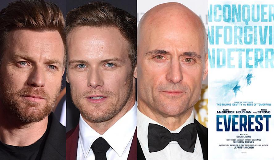 Hollywood Insider Everest Movie News, Biopic, Ewan McGregor, Sam Heughan, Mark Strong, Doug Liman